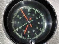 THIS IS A DASH CLOCK THAN WAS GOTTEN RID OF FROM 1966