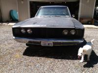 1966 Dodge Coronet for sale (WA) - $6,000 REDUCED