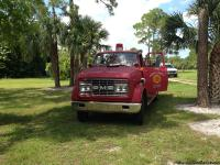 I have a 1966 firetruck in great condition.I drove this