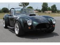 THIS FACTORY FIVE REPLICA IS A STUNNING EXAMPLE OF THE
