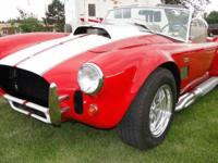 This Viper Red Cobra replica is in excellent condition.