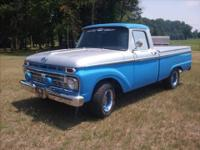 1966 Ford F-100 Short Bed (MI) - $17,000 2,000 miles