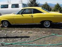 PROJECT--1966 ford fairlane 500 2 door hardtop, glass