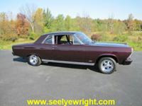 THIS IS A 1966 FORD FAIRLANE 500 WITH A 1969 351W 40
