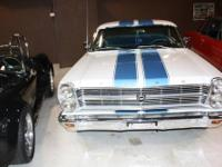 THIS T-CODE FAIRLANE CAME FROM FORD WITH NO OPTIONS AND