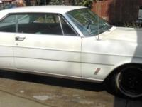 1966 Ford Galaxie 500. 390, fresh tune-up, fluids,