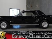 #1DFW Vehicle is located in the DFW Airport  1966 Ford