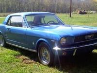 ***~~~1966 FORD MUSTANG~~~*** **~~$6800~~** OBO** MY