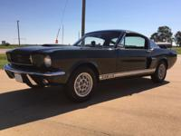 This 1966 Shelby GT350 is one of the most original