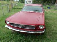 1966 Ford Mustang This American classic currently has