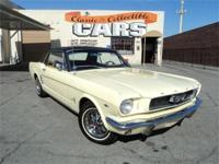 1966 Ford Mustang Coupe - 289 C code V8, automatic,