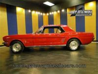 1966 Ford Mustang coupe powered by a 302 CID V8 and