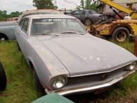 Vehicle Description 1966 Ford Mustang, Has 289 v8