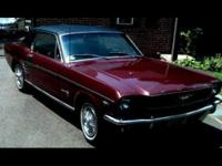 1966 Ford Mustang For Sale in Springfield,