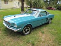 1966 Ford Mustang Fastback, 289 V8, 4spd, 9 inch rear,