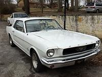 For sale 1966 Ford Mustang 6-cyl 3-speed fully