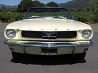1966 Ford Mustang Convertible for sale from Left Coast