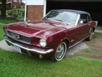 1966 Ford Mustang Convertible ..Original Florida Car