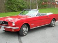 1966 Ford Mustang Convertible For Sale in New Bedford,