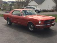 1966 Ford Mustang Coupe - Auto- Rebuilt 302 Engine -