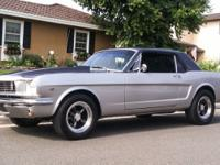Selling my beautiful 1966 Ford Mustang Coupe that I've