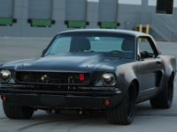 For sale is a newly restored Pro Touring 1966 mustang.