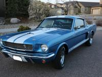 1966 Shelby GT350 Recreation Up for sale is my 1966