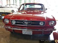 1966 Ford Mustang GT 2+2 Fastback for sale from San