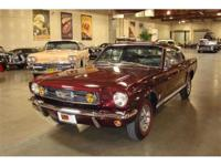Crevier Classic Cars is pleased to offer this 1966 Ford
