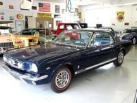 '66 Mustang GT Coupe ORIGINAL SURVIVOR- With The Super