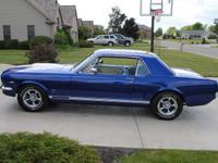 1966 Ford Mustang GT (True GT Car)  Fully Restored May