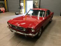 1966 Ford Mustang K Code Fastback GT. 1966 ford K code
