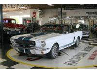1966 Ford Mustang GT350 Convertible Recreation REDUCED