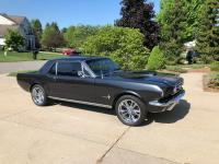 This is a 1966 Pro Touring Ford Mustang for sale.  I