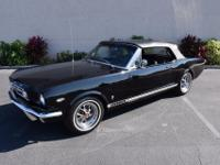This Mustang is one for the enthusiast. Fitted with