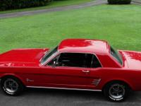 1966 Ford Mustang The Engine it runs sweet, Original