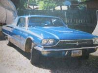 1966 Ford Thunderbird American Classic This wonderful