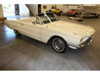 This is a Ford, Thunderbird for sale by Ideal Classic