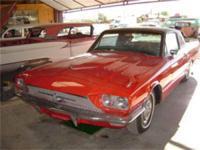 "1966 Ford Thunderbird Landau Vin #6Y87Q167674 ""Q"" code"