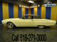 All original, second owner 1966 Ford Thunderbird. This