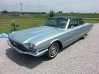 Super Clean 1966 Ford Thunderbird. 390 engine with auto