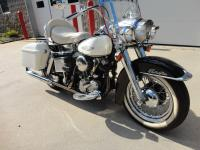1966 Harley-Davidson FLH Electra-Glide Touring. This is
