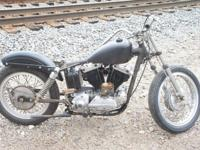 A very rare piece of racing & Harley history: a 1966