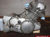 1966 Honda Dream CA77 305cc Engine Engine turns over