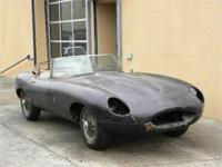 1966 Jaguar XKE Series I 4.2 ltr. Matching numbers. All