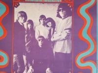 Vtg 1st Printing 1966 Jefferson Airplane Concert Poster
