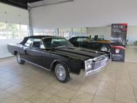 1966 Lincoln Continental 4-Door Convertible. This very
