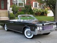 1966 Lincoln Continental. This car has been in