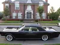 Hi Im proud to offer for sale a rare 1966 Lincoln 4