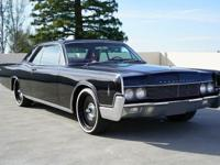 For sale is a 1966 Lincoln Continental Coupe in good